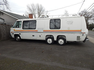 1976 GMC Royal Motorhome Very Well Maintained!