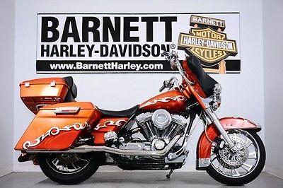 Electra Glide Standard 2005 2005 Harley-Davidson Electra Glide Standard FLHTI Stock:15865B