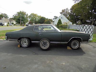 1971 Chevrolet Monte Carlo 1971 Chevy Monte Carlo