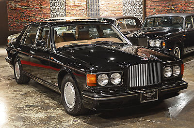 1989 Bentley Turbo R tunning condition, ALL major services. 100%