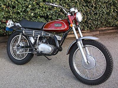 1970 Yamaha DT 1 ENDURO 250 VINTAGE DT1