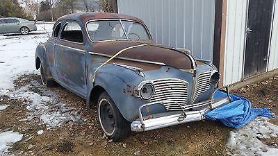 1941 Dodge D19  1941 dodge coupe