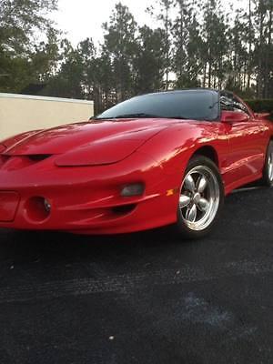 1999 Pontiac Firebird  1999 pontiac trans am