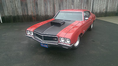 1970 Buick Other GS 1970 Buick Stage 2 Factory Test Vehicle