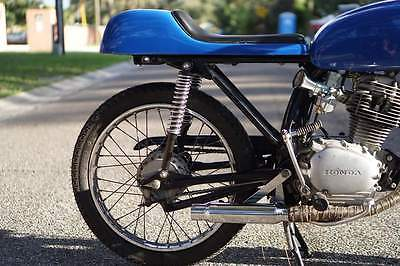 1972 Honda CB  1972 Honda CB100 CB 100. Collectors Item in Great Condition!