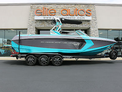 2016 SUPER AIR NAUTIQUE G25 Only 20 Hours LOADED WITH OPTIONS Design Package