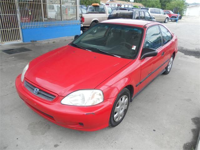 1999 Honda Civic Dx Cars For Sale