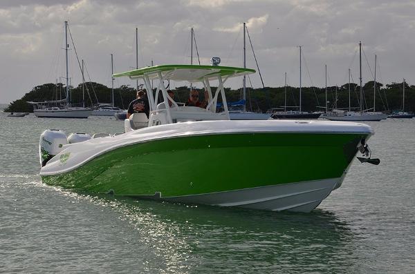 2017 Deep Impact Custom Boats 360 Super Sport