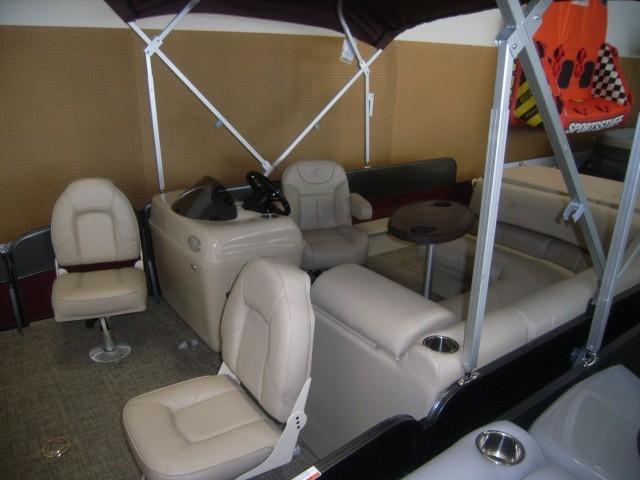 2017 Misty Harbor 2085 FS model PONTOON