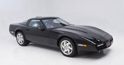 1990 Chevrolet Corvette  1990 ZR1 Corvette
