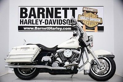 Police Road King 1997 FLHP 1997 Harley-Davidson Touring Police Road King FLHP Stock:15771B