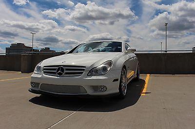 2007 Mercedes-Benz CLS-Class Base Sedan 4-Door 2007 Mercedes-Benz CLS63 AMG Base Sedan 4-Door 6.3L