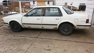 1992 Buick Century 1992 Buick Century. Runs great. great tires. Some damage.