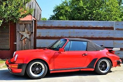 Porsche 930 cars for sale in Texas