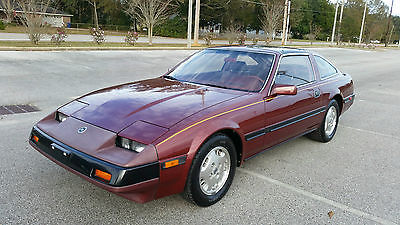 1984 Nissan 300ZX 2 +2 Coupe Hatchback 1984 Nissan 300ZX 2+2 T-Top Coupe