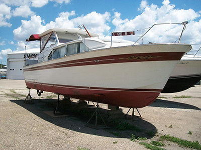 1965 Chris Craft Constellation 30'