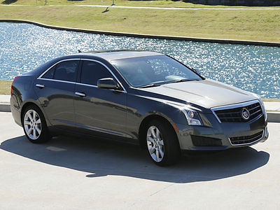 2013 Cadillac ATS Luxury Sedan 4-Door 2013 Cadillac ATS 2.0T, 43K Miles, Luxurious and Turbo Fast.