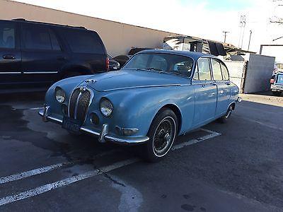 1966 Jaguar S-Type 1966 Jaguar 3.8S