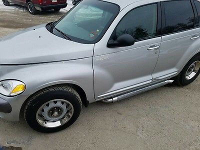 2001 Chrysler PT Cruiser Limited Wagon 4-Door 2001 PT Bruiser(Modified PT Cruiser)