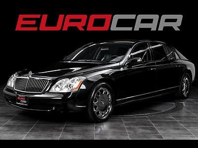 2007 Maybach Maybach 62, STUNNING, PREVIOUSLY CELEBRITY OWNED, $407,450.00 MSRP