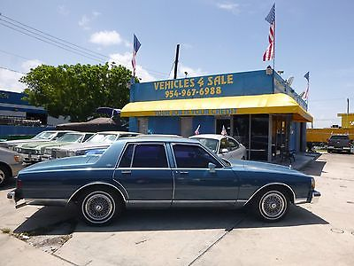 Chevy Caprice Classic Cars for sale