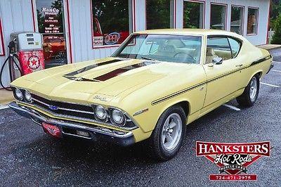 1969 Chevrolet Chevelle Yenko Tribute 1969 Chevrolet Chevelle Yenko Tribute **PRICE REDUCED**