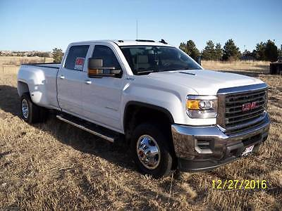 2015 GMC Sierra 3500 SLE Crew Cab Pickup 4-Door MUST SEE!!! PERFECT CONDITION