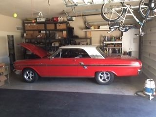 1964 Ford Fairlane 1964 Ford Fairlane 500 Sports Coupe 2 door hardtop
