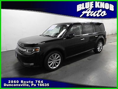 2016 Ford Flex Limited 2016 Limited Used 3.5L V6 24V Automatic All-wheel Drive SUV Premium