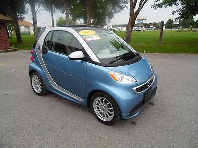 2013 Smart fortwo passion electric drive 2dr Hatchback 2013 Smart fortwo