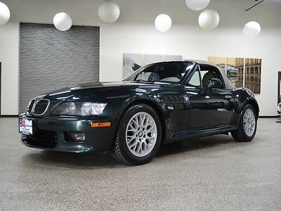 2000 BMW Z3 Roadster Convertible 2-Door 2000 BMW Z3 2.8L with 39,000 Miles, 5 Speed Manual transmission DINAN upgrades