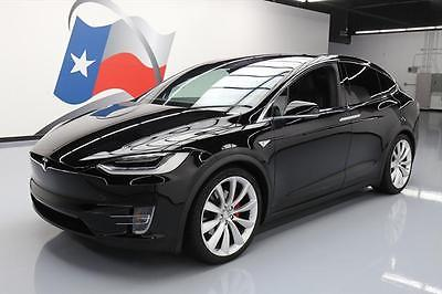 2016 Tesla Model X  2016 TESLA MODEL X P90D AWD LUDICROUS AUTOPILOT NAV 7K #S00738 Texas Direct Auto