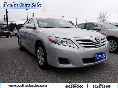 2011 Toyota Camry LE 2011 Toyota Camry