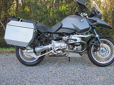 2004 BMW R-Series  2004 BMW R-1150GS Tour GS Twin CLEAN! FREE Delivery Possible to FL/GA/SC/NC