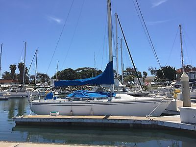 1979 Catalina 30 Sailboat, 0