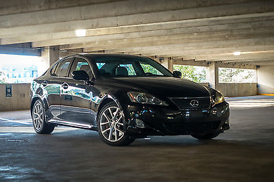2006 Lexus IS 350 GORGEOUS! 2006 Lexus IS350 Base Sedan 4-Door 3.5L 300+HP!