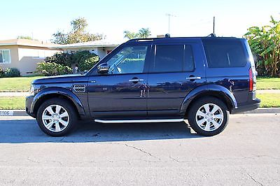 2015 Land Rover LR4 HSE 2015 Land Rover LR4 HSE - under 18K miles, in excellent condition, loaded