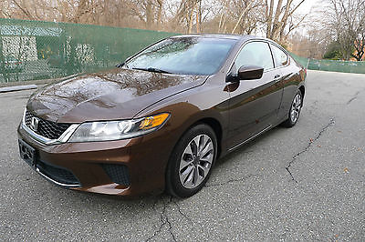 2013 Honda Accord LX-S Coupe 2-Door 2013 Honda Accord LX-S Coupe 2-Door 2.4L