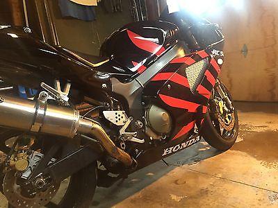 2001 Honda RC51 2001 honda rc51