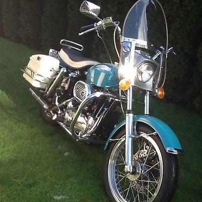 1967 Harley-Davidson Sportster  1967 HARLEY SPORTSTER XLH 900       1 OF 2000  MADE