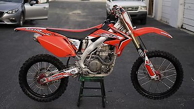 2005 Honda CRF  2005 Honda CRF450R STREET LEGAL FL TITLE