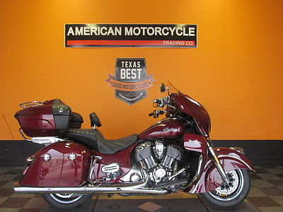 Indian Chief  2017 INDIAN CHIEF ROADMASTER SUPER LOW MILES!!!