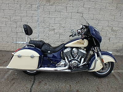 2015 Indian CHIEFTAIN  2015 INDIAN CHIEFTAIN 2 TONE UM40916 JB