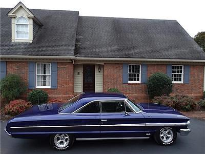 1964 Ford Galaxie 500 1964 FORD GALAXIE...GOOD BODY WITH NICE PAINT....390 ENGINE