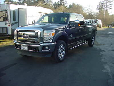 2015 Ford F-350 LARIAT 2015 Ford F350 Lariat 4x4 DIESEL Excellent Condition All OPTIONS