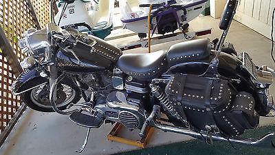 1982 Harley-Davidson Dyna  1982 FLH80 Shovelhead FatBob Harley Davidson