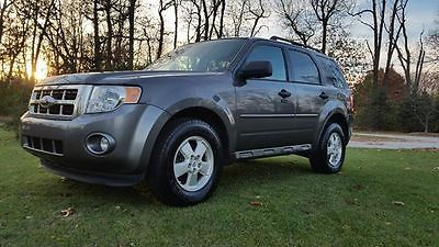 2011 Ford Escape XLT 2011 Ford Escape AWD