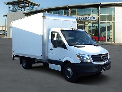 2015 Mercedes-Benz Sprinter 14 ' Box Truck 3500/170' W/B 2015 Mercedes-Benz Sprinter w/14' New Box Truck