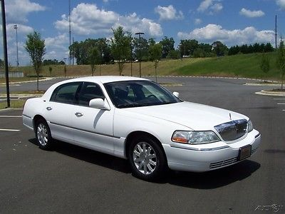 2011 Lincoln Town Car A ORIG OWNER SIGNATURE LIMITED HIGH MILE LOW PRICE 1-OWNER-LIMITED-CONTINENTAL-PKG-VIP-LIMOUSINE-VALUE-PRICED-READY-TO-USE-CRUISER