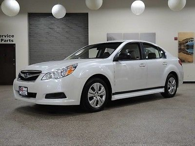 2011 Subaru Legacy 2011 Subaru Legacy 2.5i 6 Speed Manual Transmission 42,000 Miles CLEAN